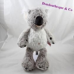 NICI white-grey white-grey furs 35 cm koala