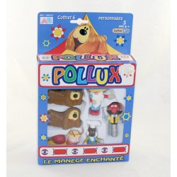 Set figurines Pollux AB The Enchanted Ride 6 Characters Box No.1