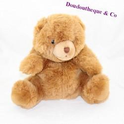 Brown IKEA bear puppet 25 cm