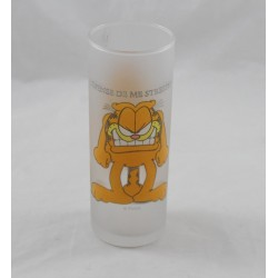 Garfield PAWS high cat glass Defense to stress me opaque tube glass 14 cm
