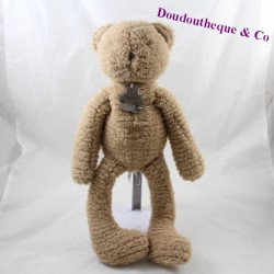 OurS Sweety Honey brown couture bear cub HO2638 40 cm