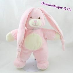 GIPSY beige pink rabbit 28 cm