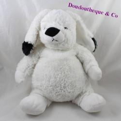 Black white RODADOU rabbit 38 cm