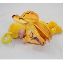 Baby butterfly doll ANNE GEDDES orange yellow 24 cm
