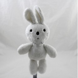 Baby GAP white brown rabbit 25 cm