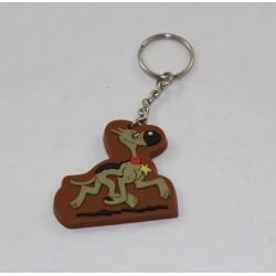 Dog key holder Rantanplan ATLAS Lucky Luke 2003 pvc bD