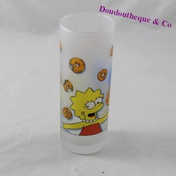 The Simpsons Marge, Lisa and Maggie 14 cm opaque top glass