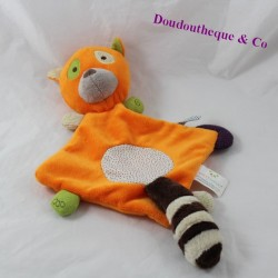 PANDI PANDA orange 28 cm flat peggy