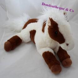 Horse horse 37 cm brown