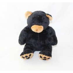 Black noUNOURS bear towel prints 23 cm