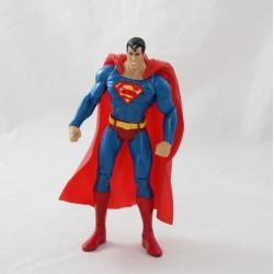 Figurine articulée Superman DC COMICS super héros cape rouge 16 cm