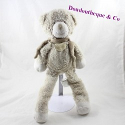 Doudou bear DOUDOU AND COMPAGNY Candy long legs 37 cm