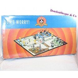 Board game Don't Worry of Looney Tunes game of small horses Complete