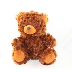 CPR INTERNATIONAL brown brown bear cub sitting 28 cm