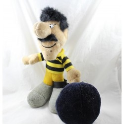 Joe Dalton NOUNOURS Lucky Luke ball 35 cm