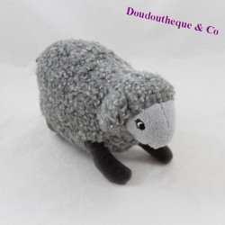 Plush sheep houses of the world Brown grey 23 cm