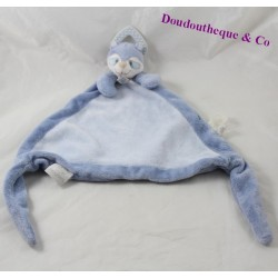Doudou flat William NOUKIE raccoon ' S William and Henry blue triangle