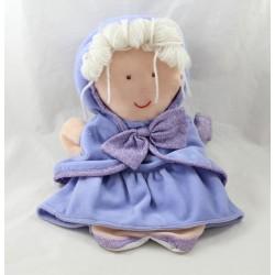 Doudou puppet fairy GOULA godmother fairy fairy hand puppet