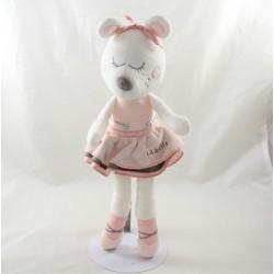 Lilibelle SAUTHON pink grey dancer 34 cm