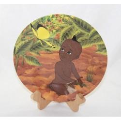 Kirikou PETIT DAY PARIS Plastic Plate 2005