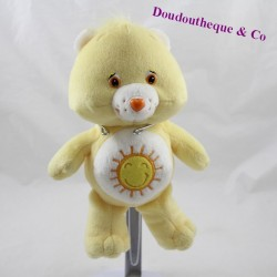 Bear bear Grosjojo JEMINI The Sun Yellow Bisounours 22 cm