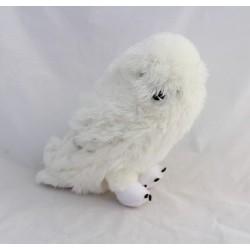 Peluche Hedwige chouette NOBLE COLLECTION Harry Potter hibou blanc 29 cm