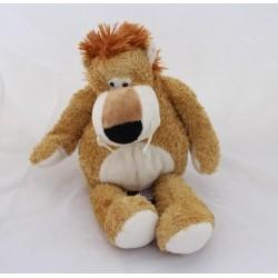 TeddyKOMPANIET white brown lion cub 40 cm