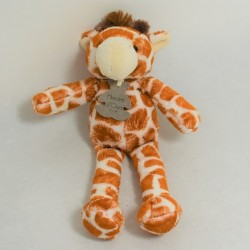 Doudou puppet giraffe history of bear Brown stains