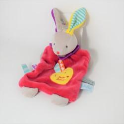 BABY NAT rabbit flat comforter Les Zetik't pink love comforter 28 cm
