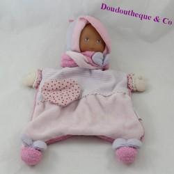 Soft flat baby COROLLE Babi Corolle blue 24 cm