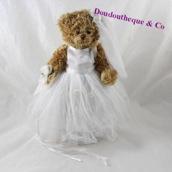 BuKOWSKI White Wedding Wedding Dress 28 cm