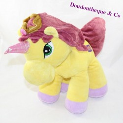 SIMBA TOYS Yellow and Purple Unicorn 32 cm