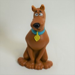 Figure Daphne BURGER KING Scooby-Doo pink mirror 13 cm