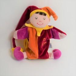 Doudou puppet elf DOUDOU AND COMPAGNY magician 28 cm