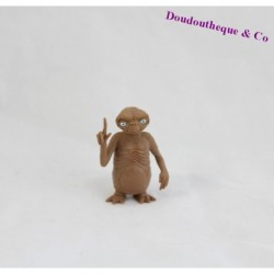 Figurine e.t TM & UNIVERSAL STUDIOS E.T l'extraterrestre marron 6 cm