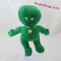 BOOMERANG Cetelem green man for Bnp Paribas 22 cm