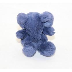JELLYCAT London navy navy mini elephant mini 10 cm