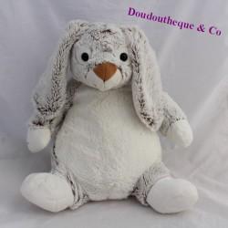 Rabbit rodADOU RODA white grey 30 cm
