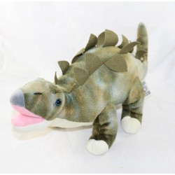 Skinned stegosaurus dinosaur NATURE PLANET green 46 cm