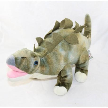 Skinned stegosaurus dinosaur NATURE PLANET green 46 cm