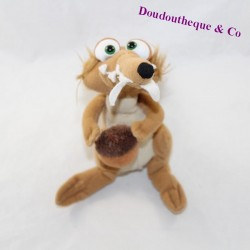 Scrat PLAY BY PLAY Plush Key Door The Brown Ice Age 15 cm