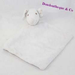 Doudou flat mouse CHLOÉ cream white diamond 30 cm