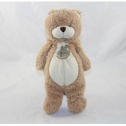Doudou bear HISTORY OF OURS light brown beige belly 25 cm