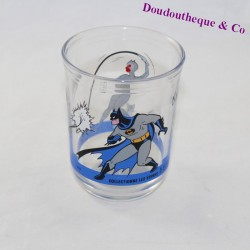 Glass Dc Comics MAILLE Batman and Catwoman mustard pot 9 cm