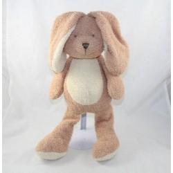 Teddy Natural curly beige rabbit teddy cub 40 cm