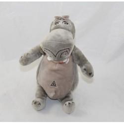 Gloria hippopotamus cub DREAMWORKS HEROES Madagascar grey 20 cm