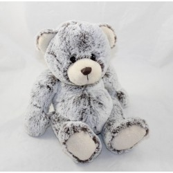 Bear bear beBE DREAM mottled white brown seated Casino 24 cm