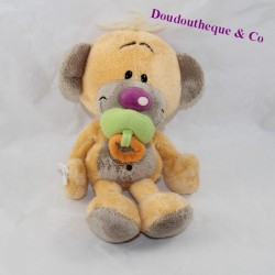 PIMBOLI brown nipple bear 18 cm