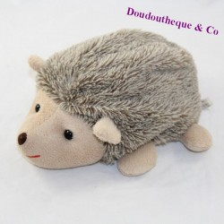 BUKOWSKI brown beige hedgehog 24 cm