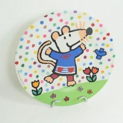 Plastic cup Maisy mouse PETIT DAY Paris 2009